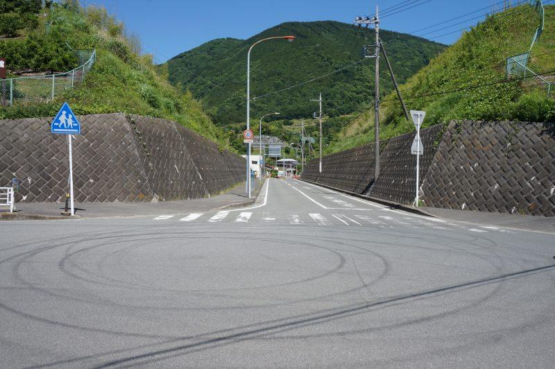 矢倉沢 登山口
