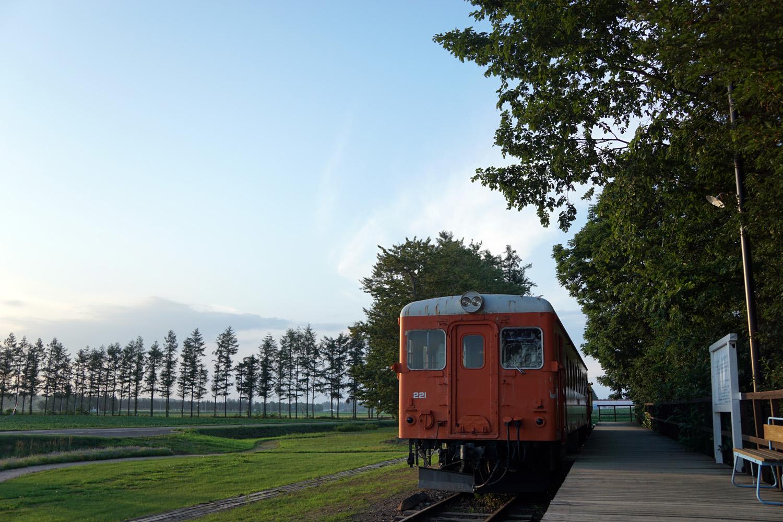 幸福駅③ 2015.8.3