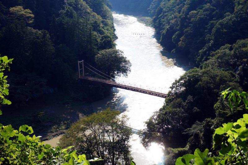 弁天橋遠景
