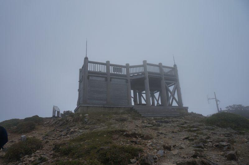 日出ヶ岳展望台