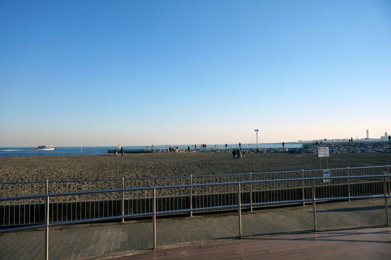 城南島海浜公園①