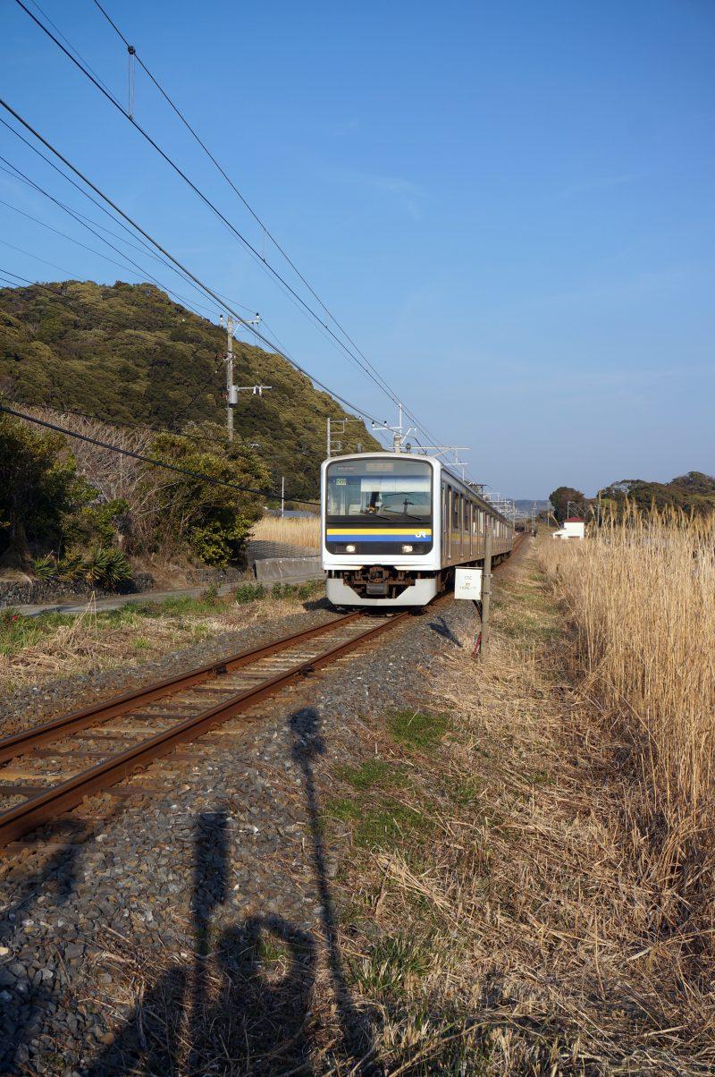 内房線 電車