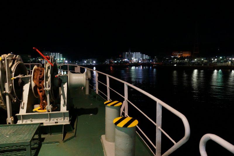 東京湾フェリー 久里浜港