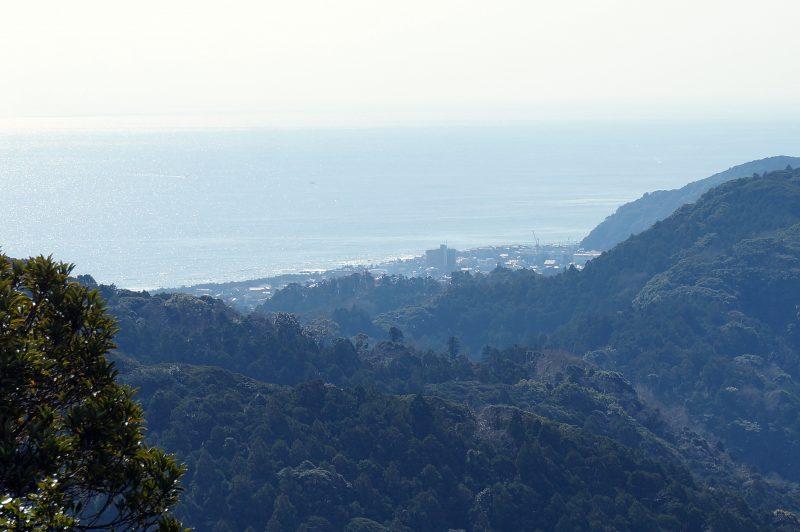第2展望台からの風景