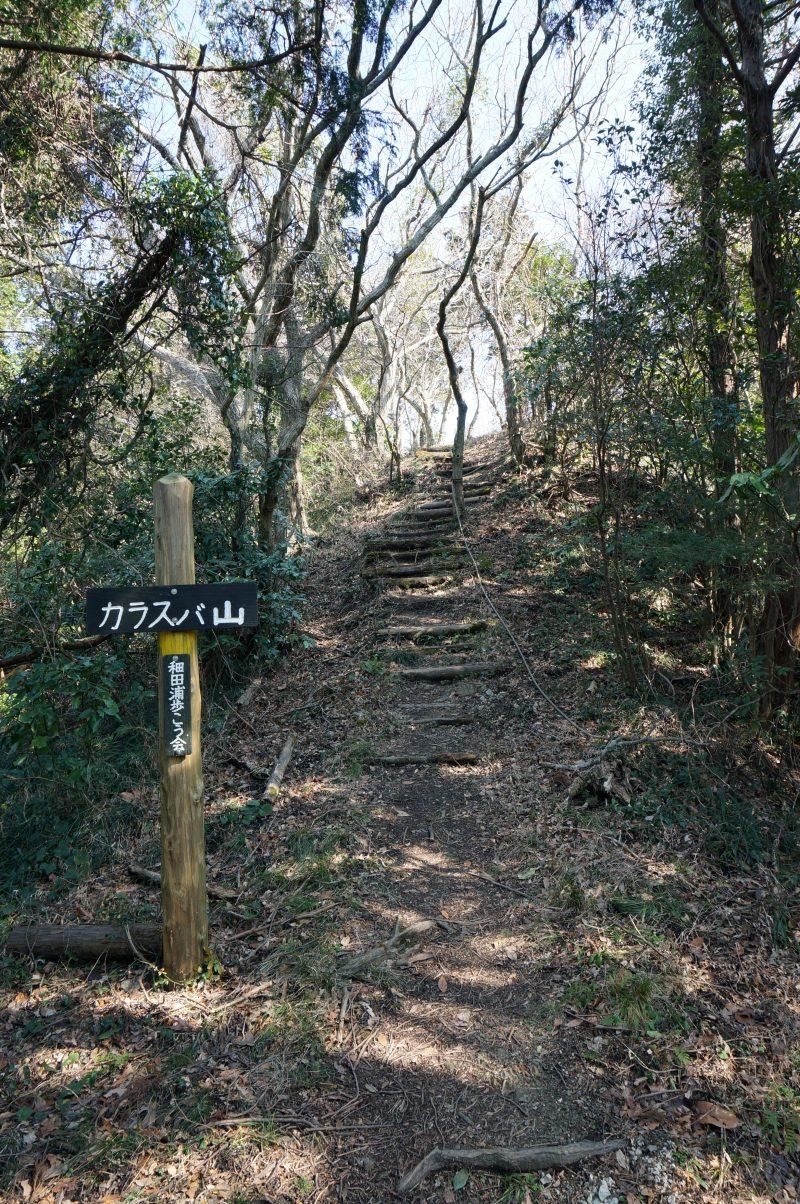 烏場山階段