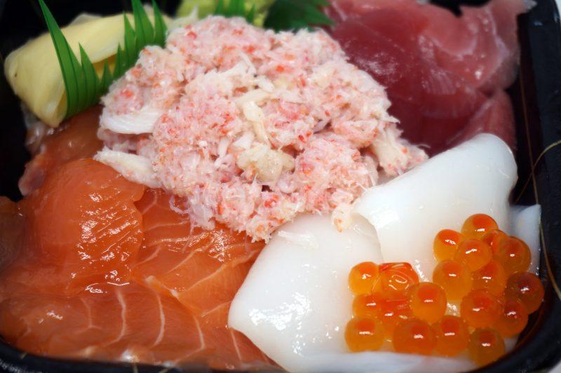 一兆 海鮮丼②