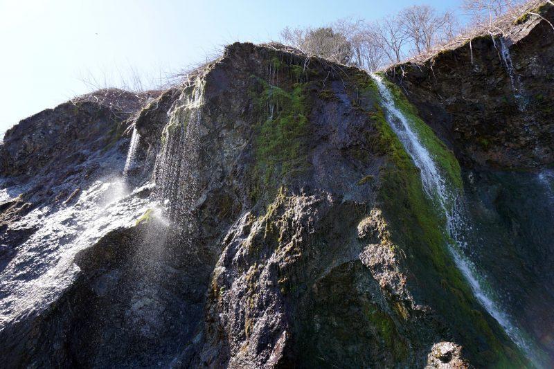 フンベの滝①(2016.3.21)