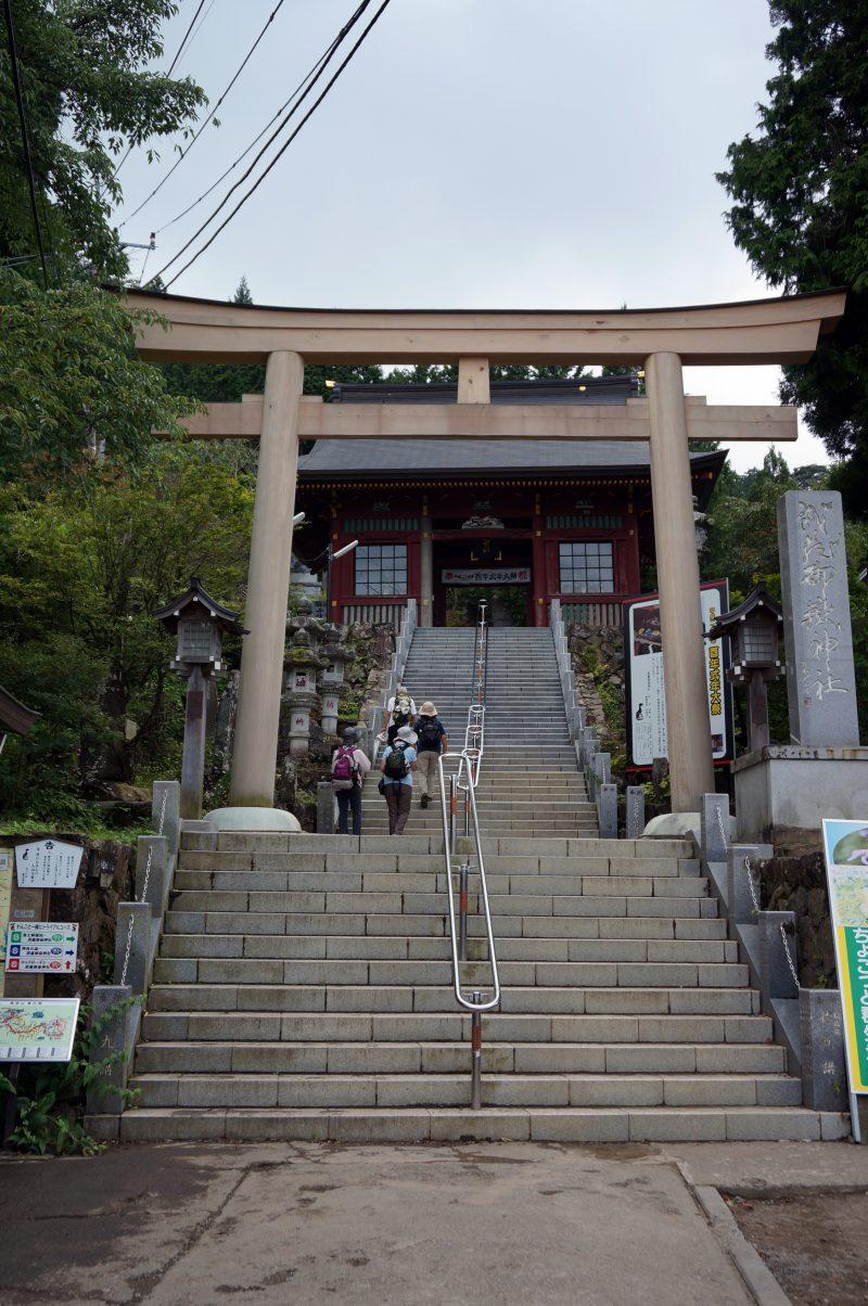 武蔵御嶽神社①
